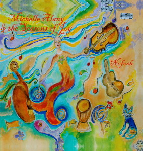 Michelle Alany & Nefesh: Seasons of Joy